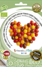 Semillas ecológicas de Tomate Mix Cherry